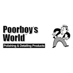 poorboys world polishing and detailing products carzilla canada logo