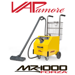 Vapamore MR-1000 Forza Commercial Grade Steamer Cleaning System