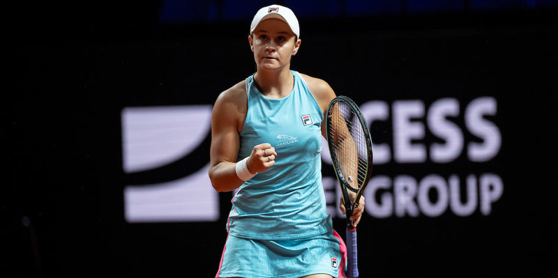 Ash Barty Continues to Conquer Clay