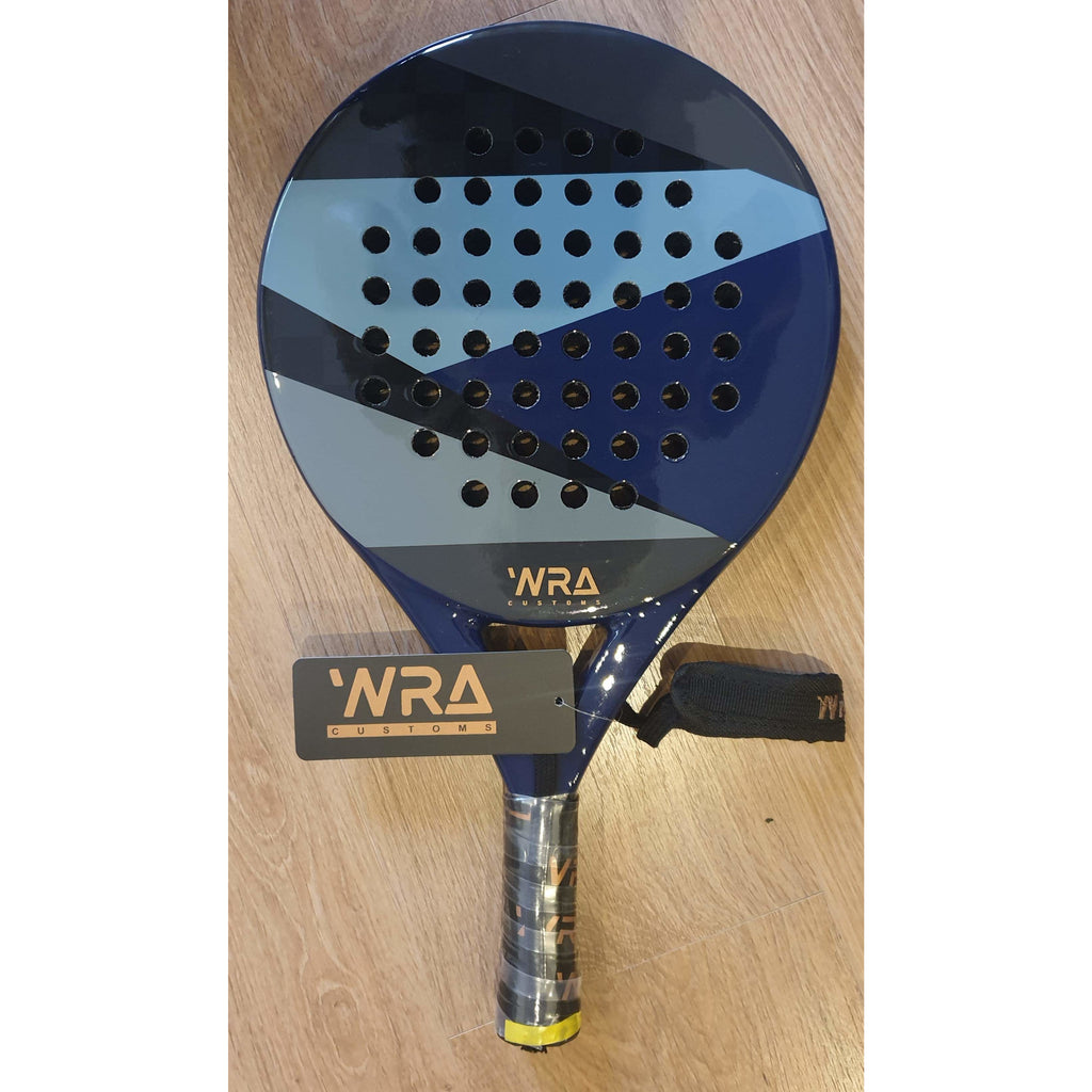 WRA 18K Carbon Padel Racket-All Things Tennis-UK tennis shop