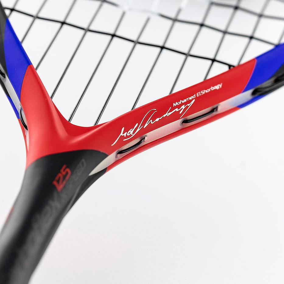 Tecnifibre Carboflex 125 X-Speed Squash Racket - All Things Tennis