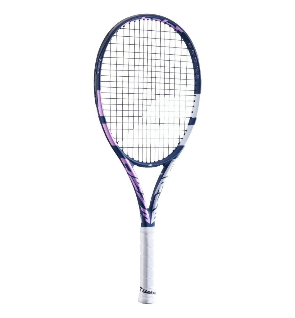 Babolat Pure Drive Junior 25 inch Purple (2021)-All Things Tennis-UK tennis shop