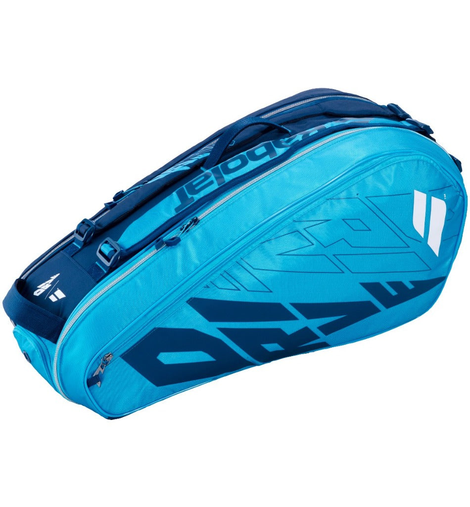 Babolat Pure Drive 6 racket bag - All things tennis  UK tennis retailer