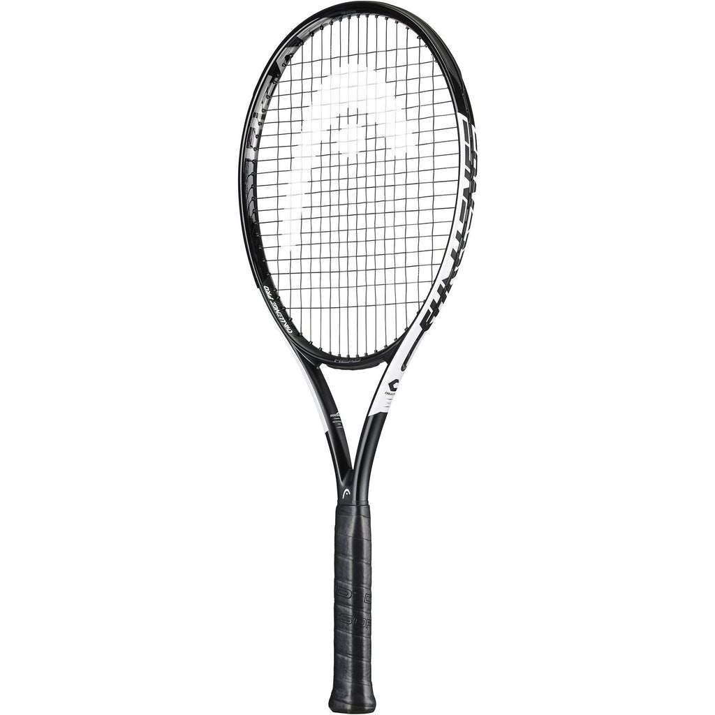 Head Challenge Pro Tennis Racket - Black/White-All Things Tennis-UK tennis shop