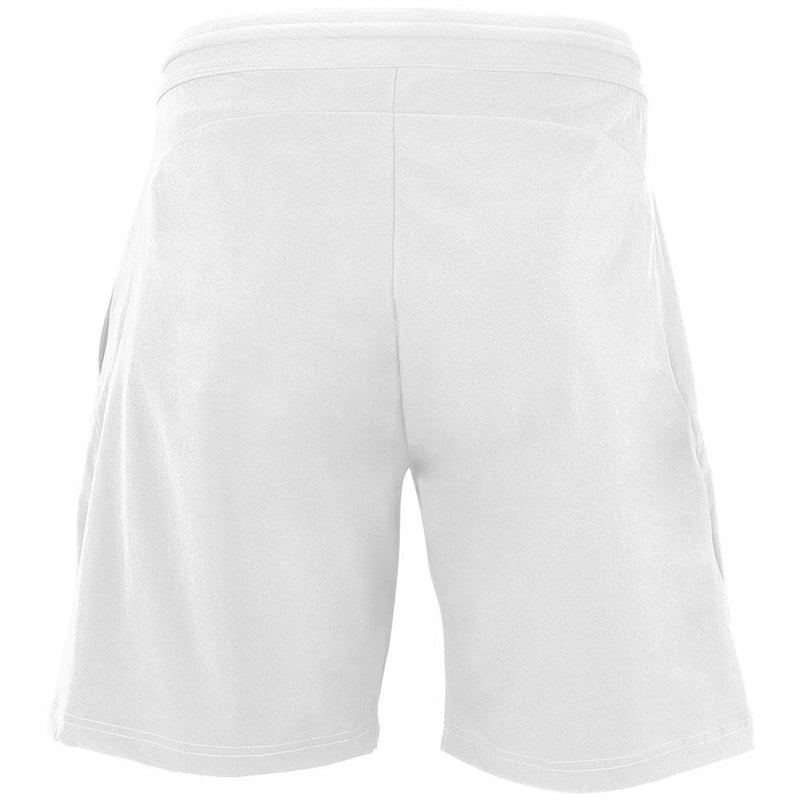 Tecnifibre Mens Stretch Shorts - White - All Things Tennis