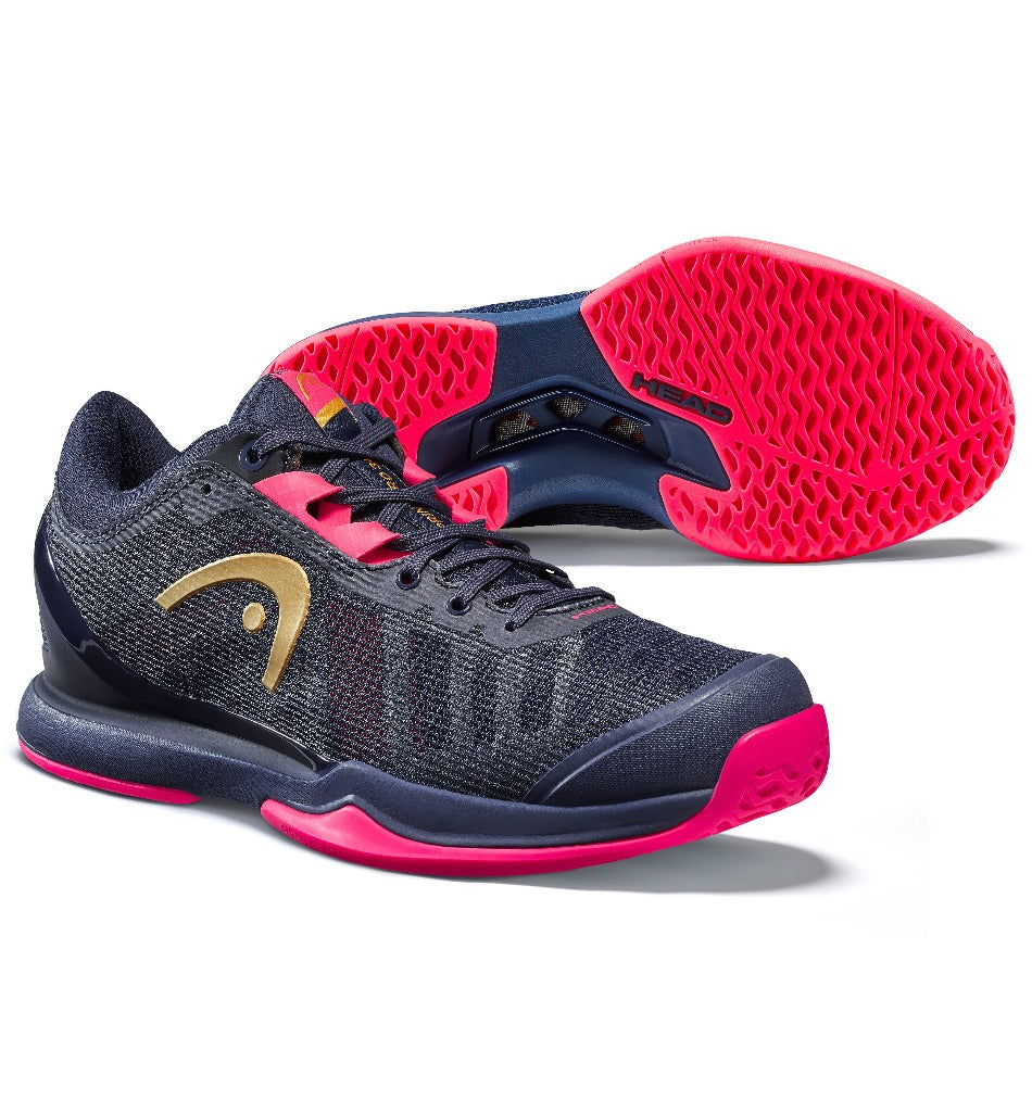 Head Sprint Pro 3.0 Women's tennis shoe - All things tennis Uk Retailer