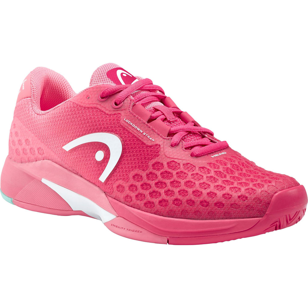 Head Womens Revolt Pro 3.0 Tennis Shoes - Magenta/Pink - All Things Tennis