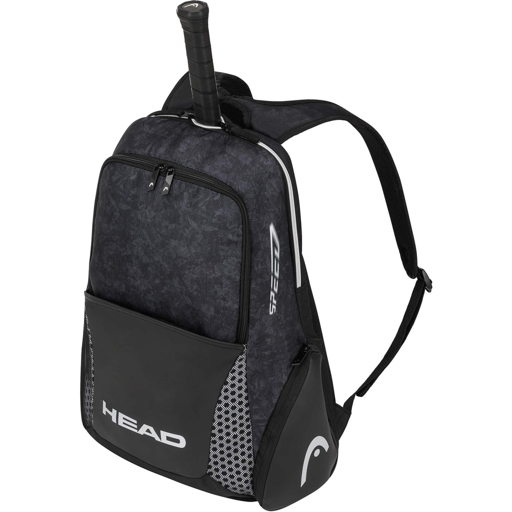 Head Djokovic Backpack - Black-All Things Tennis-UK tennis shop
