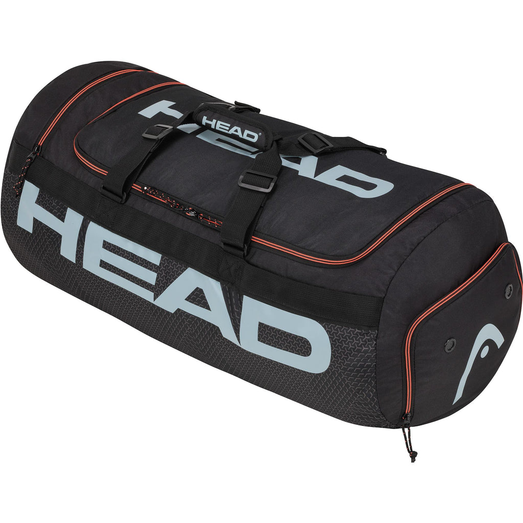 Head Tour Team Sport Bag - Black/Grey-All Things Tennis-UK tennis shop