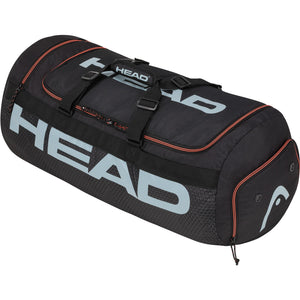 Head Tour Team Sport Bag - Black/Grey - All Things Tennis
