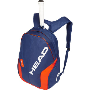 Head Rebel Backpack - Blue/Orange - All Things Tennis