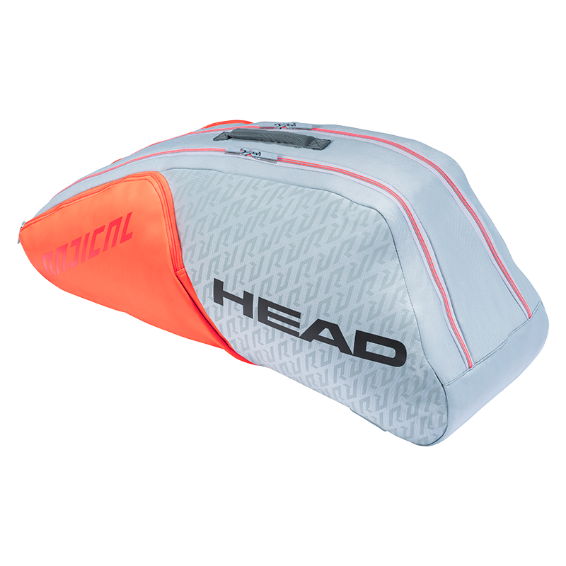 Head Radical 6 racket Combi bag - All things tennis UK Tennis retailer