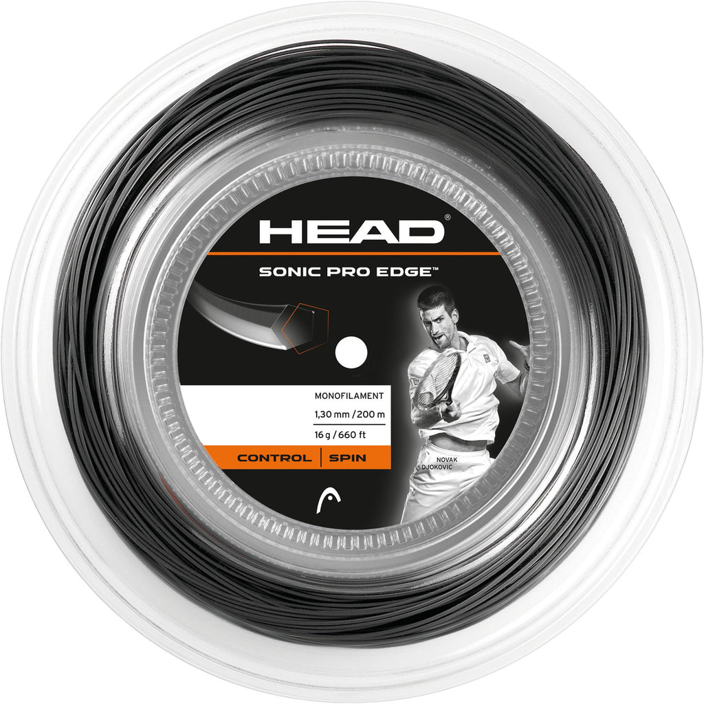 Head Sonic Pro Edge Tennis String 200m Reel-All Things Tennis-UK tennis shop