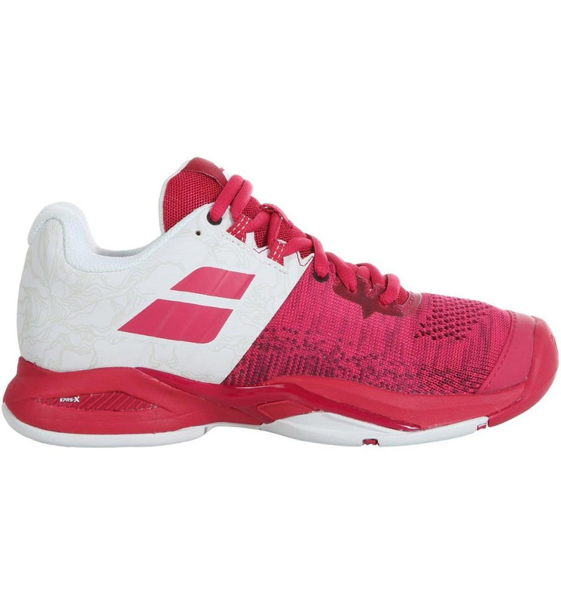 Babolat Women's Propulse Blast - White/bright red