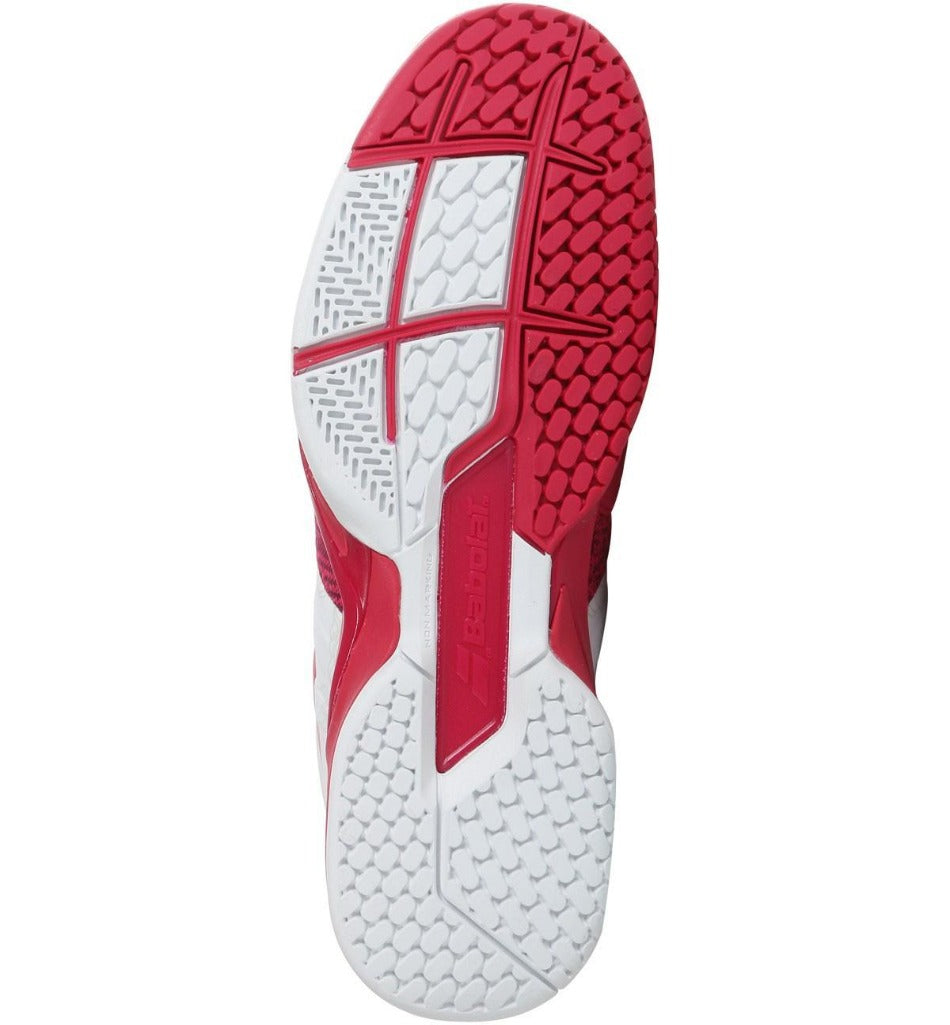Babolat Propulse Blast Women's - White/Bright Red