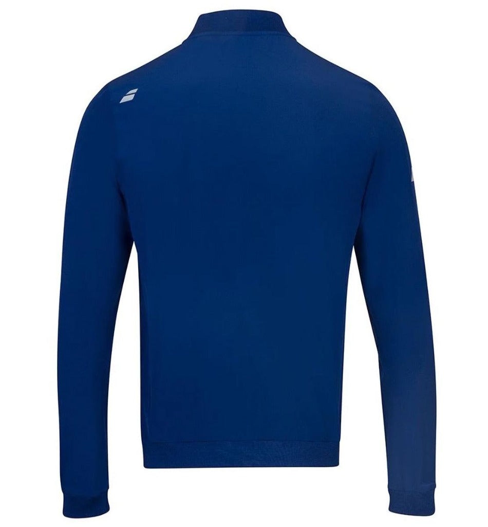 Babolat Mens Play Jacket - Estate Blue - All Things Tennis