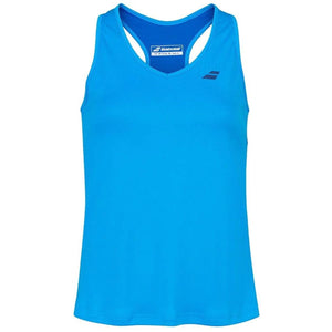 Babolat Womens Play Tank Top - Blue - All Things Tennis