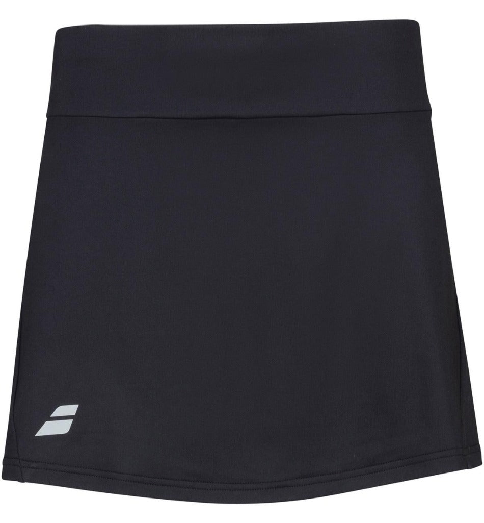 Babolat Womens Play Skirt - Black-All Things Tennis-UK tennis shop