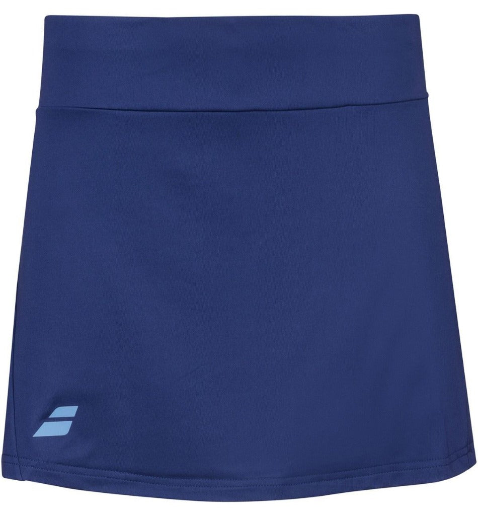Babolat Womens Play Skirt - Estate Blue-All Things Tennis-UK tennis shop