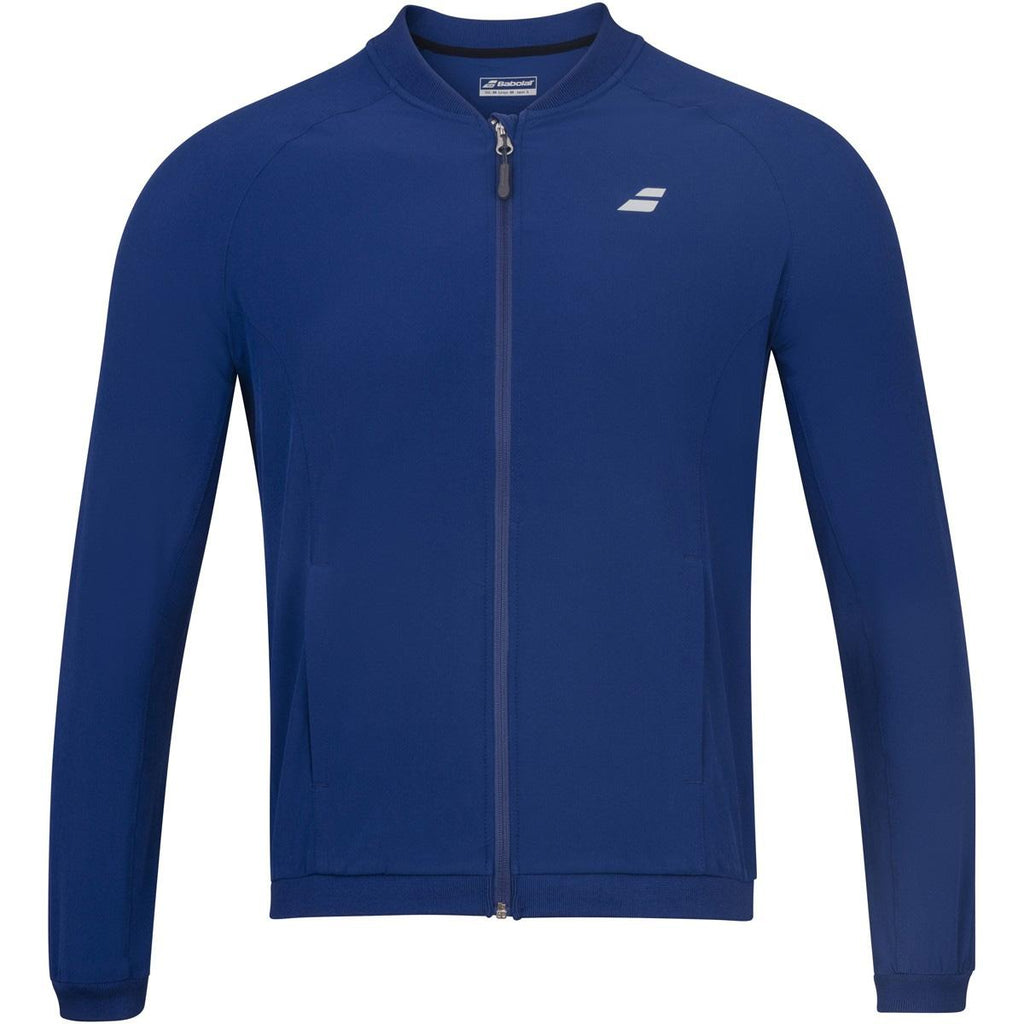 Babolat Womens Play Jacket - Estate Blue-All Things Tennis-UK tennis shop