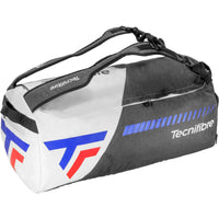 Tecnifibre Icon Rackpack Large - Black/White - All Things Tennis