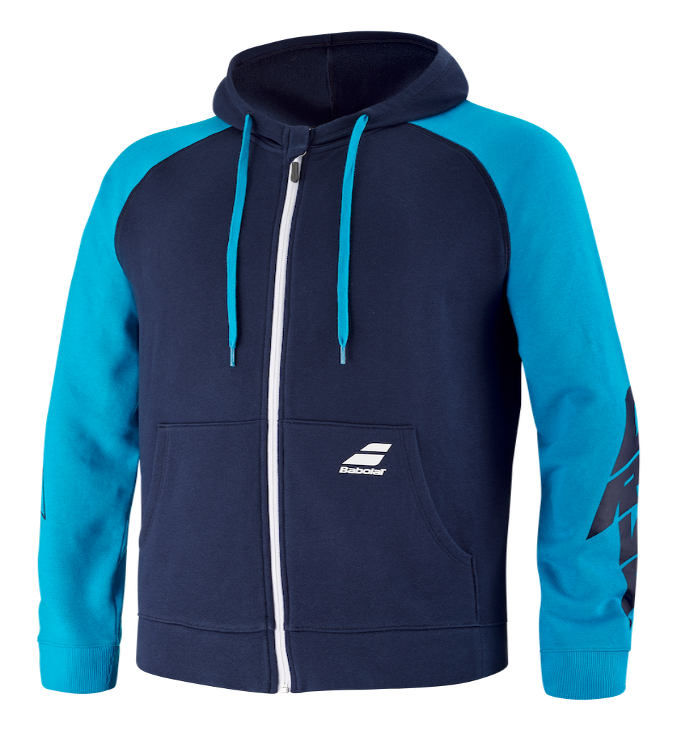 Babolat drive hooded jacket - All things tennis UK tennis retailer