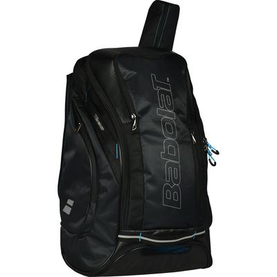 Babolat Team Line Maxi Backpack - Black/Blue - Independent tennis shop All Tbings Tennis