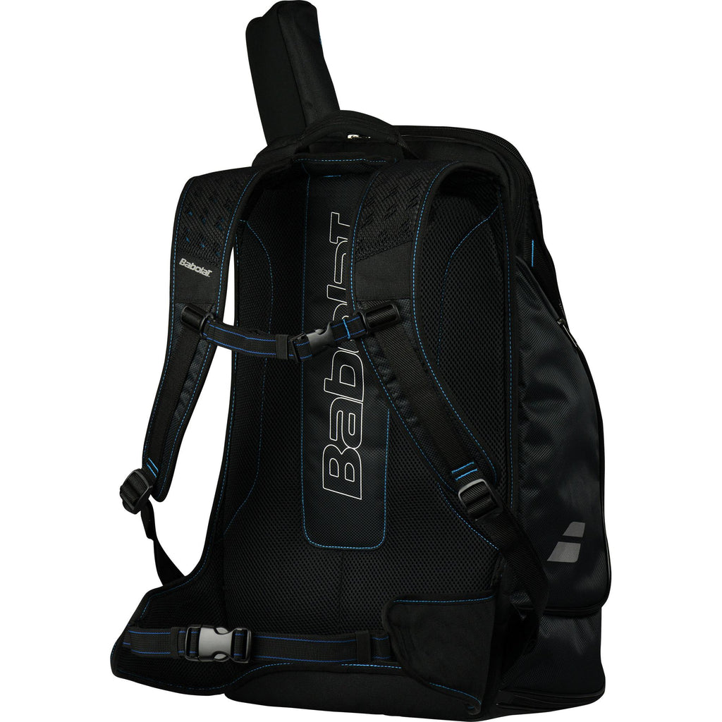 Babolat Team Line Maxi Backpack - Black/Blue - All Things Tennis