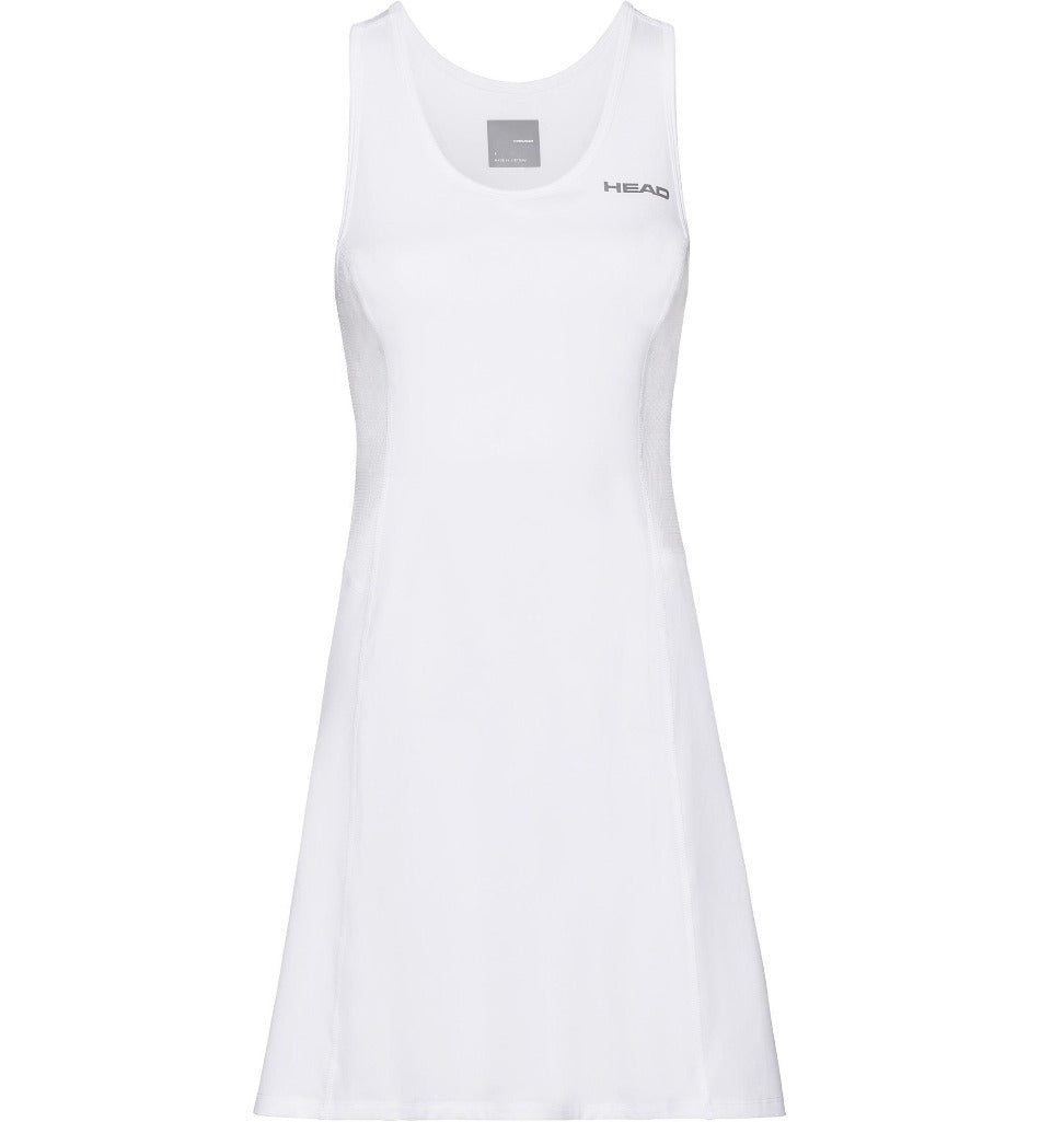Head Womens Club Dress - White - All Things Tennis