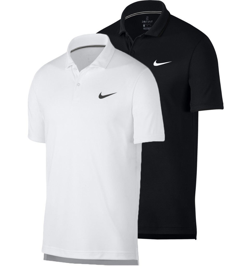 NIKE COURT DRY TEAM POLO-All Things Tennis-UK tennis shop