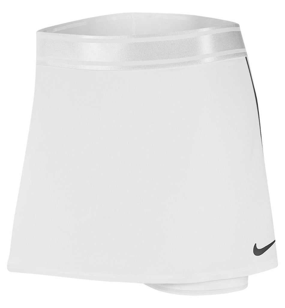 NIKE COURT DRY STRAIGHT SKIRT-All Things Tennis-UK tennis shop