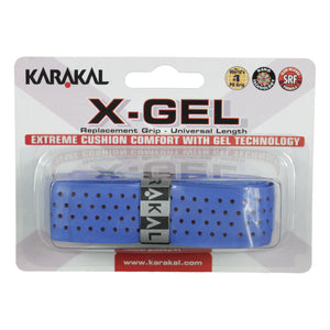 Karakal X-Gel Replacement Grip - Various Colours - Independent tennis shop All Tbings Tennis