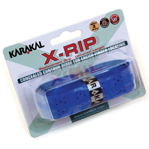 Karakal X-RIP Replacement Grip - Various Colours - All Things Tennis