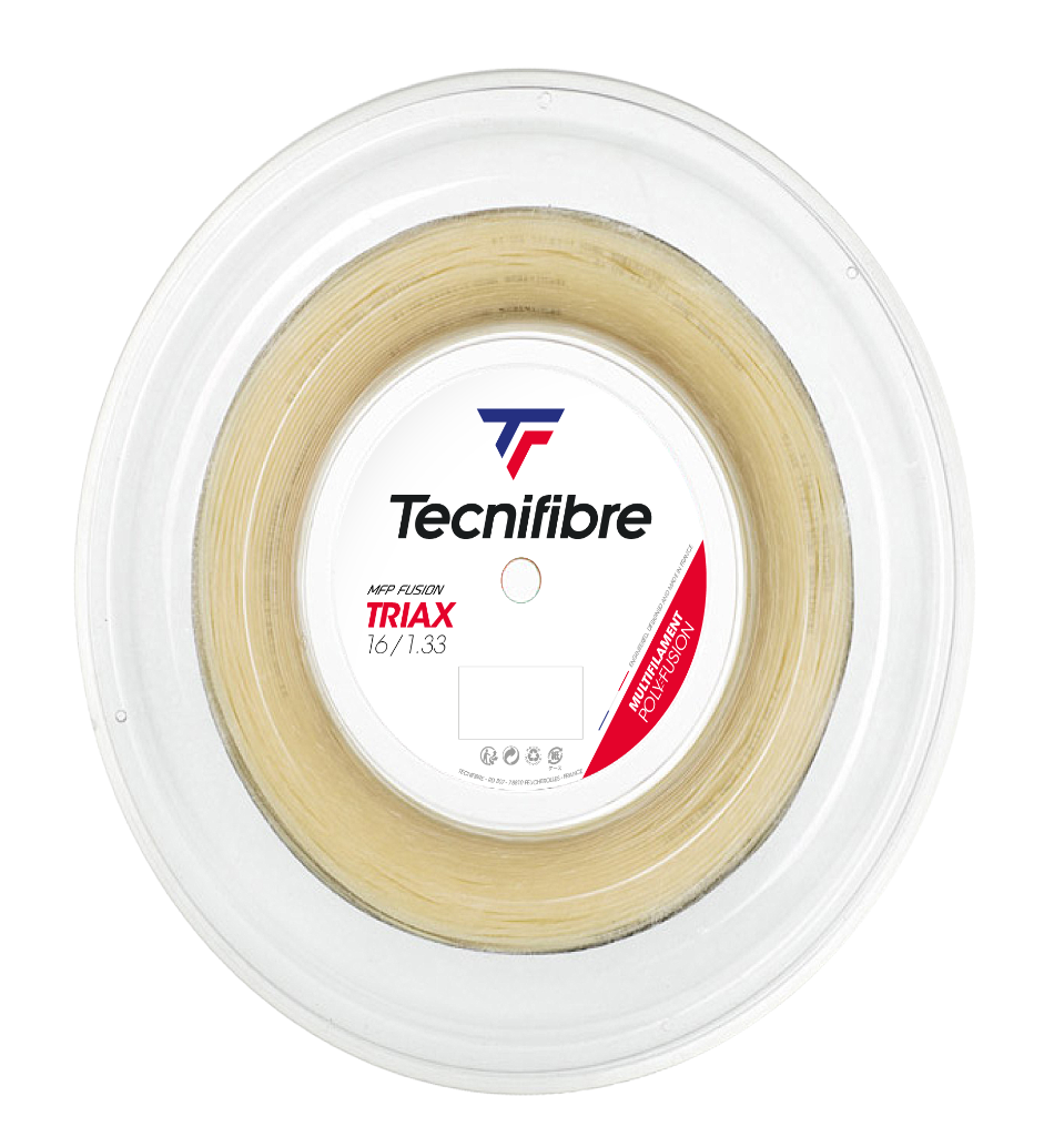 Tecnifibre TRIAX 200m reel - Buy now - All things tennis UK tennis retailer