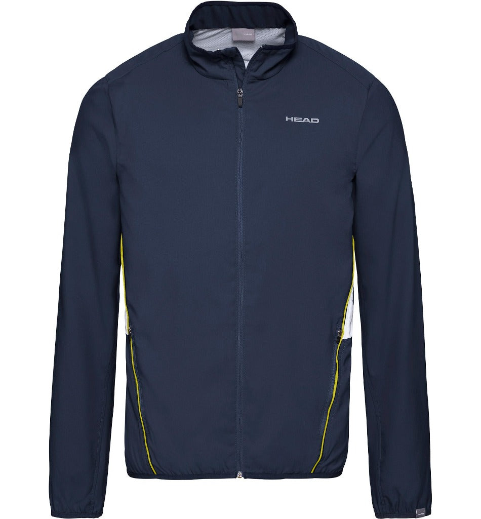Head Mens Club Jacket - Dark Blue-All Things Tennis-UK tennis shop