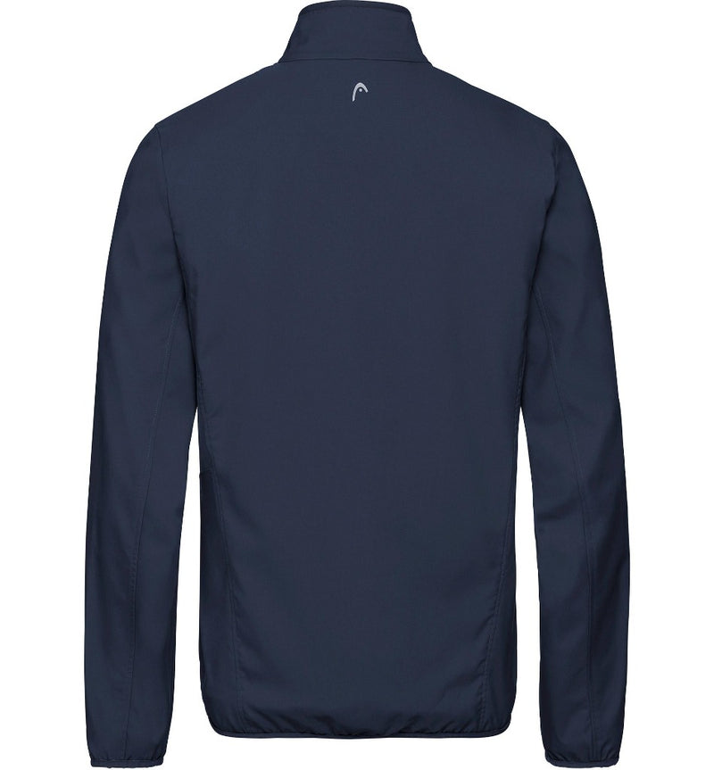 Head Mens Club Jacket - Dark Blue - All Things Tennis