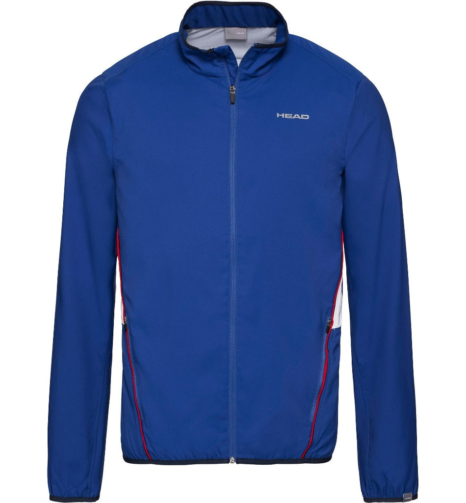 Head Mens Club Jacket - Royal Blue - All Things Tennis
