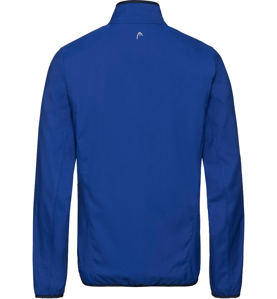 Head Mens Club Jacket - Royal Blue-All Things Tennis-UK tennis shop