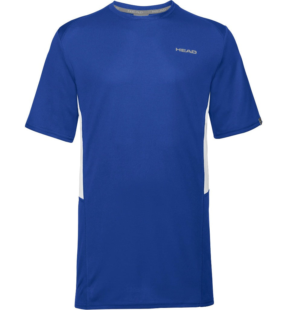 Head Mens Club Tech T-Shirt - Royal Blue-All Things Tennis-UK tennis shop