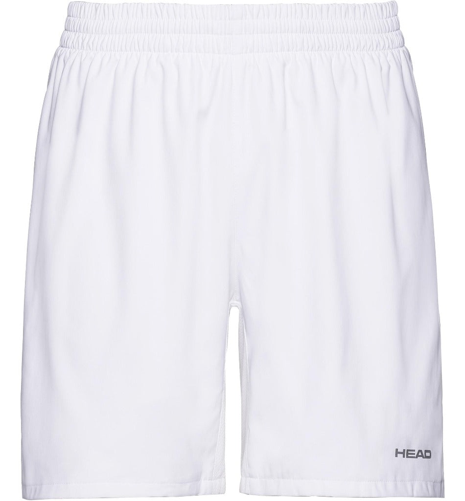 Head Mens Club Shorts - White-All Things Tennis-UK tennis shop