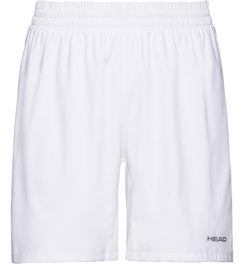 Head Mens Club Shorts - White - All Things Tennis