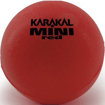 Karakal Mini Red Foam Tennis Balls - Quantity Deals-All Things Tennis-UK tennis shop