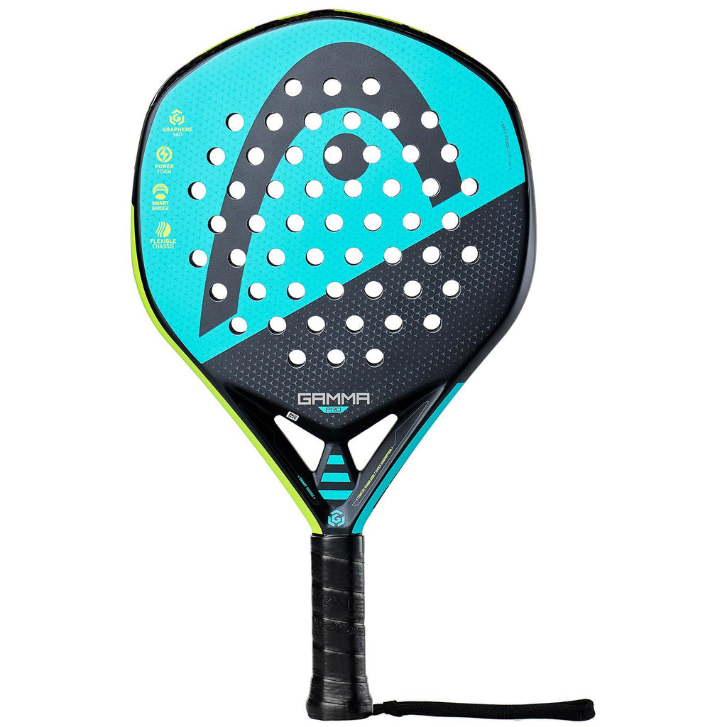 Head Graphene 360 Gamma Pro Padel Racket-All Things Tennis-UK tennis shop