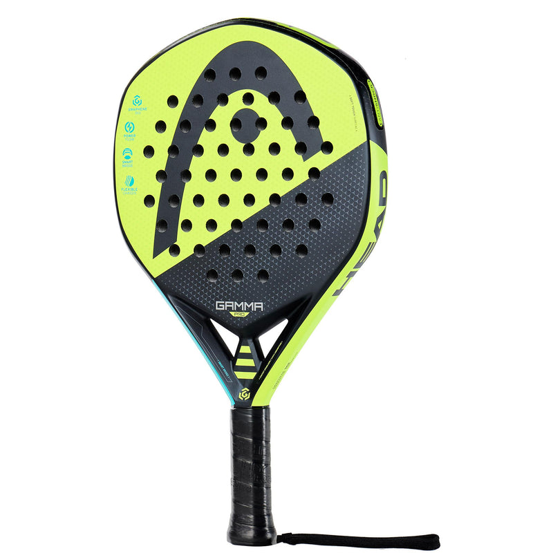 Head Graphene 360 Gamma Pro Padel Racket - Independent tennis shop All Tbings Tennis