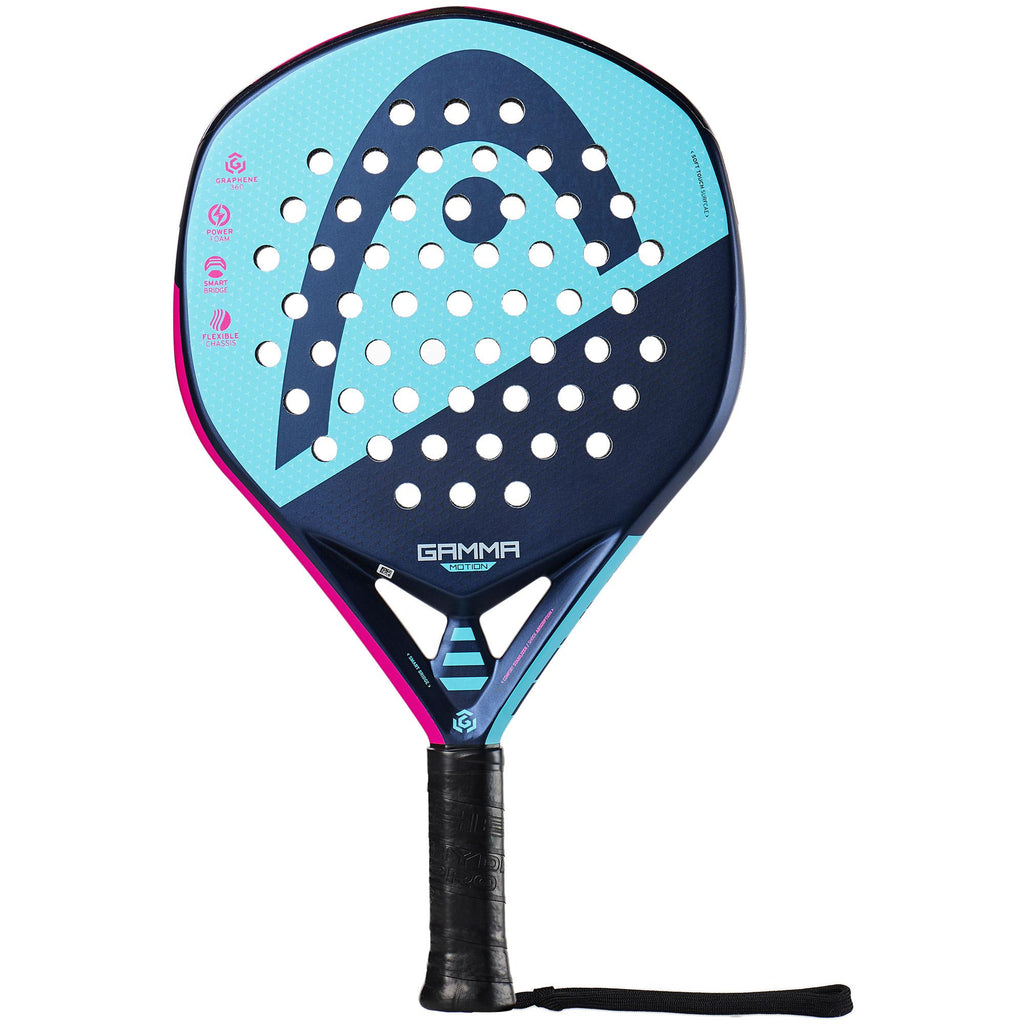 Head Graphene 360 Gamma Motion Padel Racket-All Things Tennis-UK tennis shop