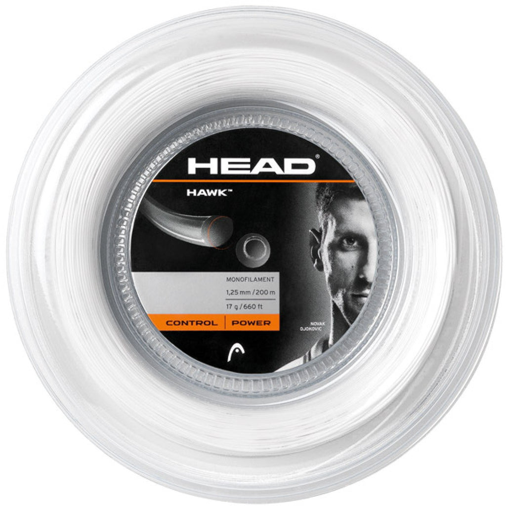 Head Hawk 200m Reel - ATT Affiliates only - All Things Tennis