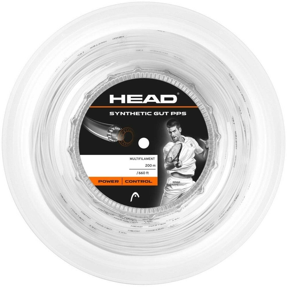 Head Synthetic Gut PPS Tennis String 200m Reel-All Things Tennis-UK tennis shop