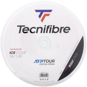Tecnifibre Ice Code String Reel 200m - White - All Things Tennis