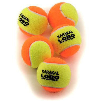 Karakal Lobo Orange Junior Tennis Balls Quantity Deals-All Things Tennis-UK tennis shop