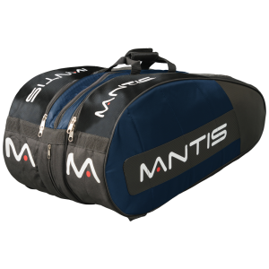 MANTIS 12 Racket thermo - Blue/Black - All Things Tennis